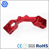 Части CNC части 6061 CNC алюминия поворачивая анодированные материалом подвергая механической обработке