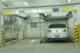 Sistema do estacionamento do enigma