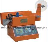 Chaud et Froid étiquette de ruban de machine de coupe