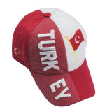 Бейсбольной спортивной моды хлопка с Red Hat