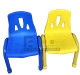 La silla del cabrito, jardín de la infancia embroma la silla, silla plástica de los cabritos, silla barata de los cabritos