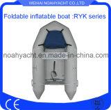 De opblaasbare het Roeien Vouwbare Opblaasbare Boot van de Boot