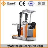 Apilador eléctrico del alcance del Frc 20 calientes de la venta nuevos con 2 toneladas, 1.6m-4m alturas de elevación