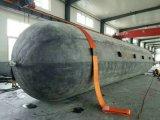 De rubber Mariene ballon van de Lucht voor de Lancering van het Schip