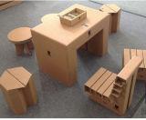 学校またはオフィスのためのペーパー家具