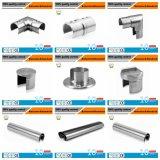 Support réglable en acier inoxydable de la main courante pour Baluster