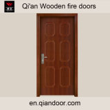 Sapele Furnier-Blatt Wärme-Isolierung Holz-Tür
