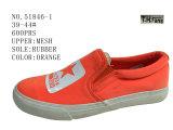 Numéro 51846 glissade des chaussures occasionnelles de trois hommes de couleur sur le prix bon marché