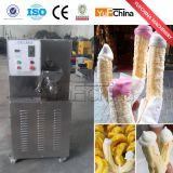 Máquina automática do milho do gelado
