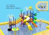 大きい水公園広州の屋外水公園装置のスライド