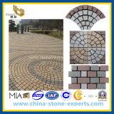 정원 Paver 또는 Landscape를 위한 자연적인 Kerbstone/Basalt/Cobble/Granite Paving Stone