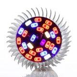 El LED crece la lámpara llena ligera 28W de la planta del espectro LED