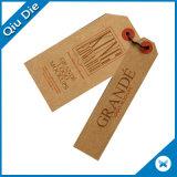 Tag retros do cair do papel de embalagem Da impressão do Silk-Screen de Styleb para a roupa ocasional dos Mens