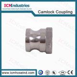 Tipo dell'acciaio inossidabile un accoppiatore rapido del tubo flessibile