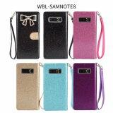 Женщин мелочь PU Кожаное портмоне для телефона Samsung примечание 8