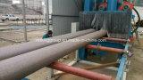 Máquina de la ráfaga de tiro de la pared externa del tubo de la tecnología avanzada