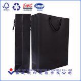 Sacs de empaquetage faits sur commande de papier de Brown emballage d'impression de couleur d'endroit