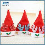 Мягкие Рождество Red Hat для взрослых и детей в Рождество Санта Клаус Red Hat