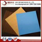 Superfície fosca com pintura UV a melamina MDF/HDF para armário de cozinha e móveis