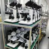 Ручной по заведенному порядку микроскоп (LIM-308)