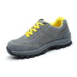 رياضة خفيفة فولاذ إصبع قدم أمان حذاء