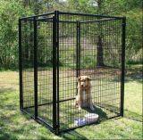 5ftx6ftx5FTの粉のコーティングの溶接された網犬の犬小屋か犬の実行のパネル