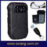 Volle HD1080p Polizei-videokarosserie getragene Kamera WiFi Polizei videokarosserie getragenes DVR