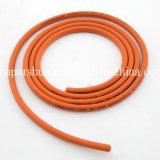 Faser-Flechten-Öl-beständiger flexibler Gas-Gummischlauch