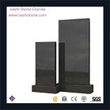Absolute schwarze Granit-Finanzanzeige, Shanxi-schwarzes Granit-Denkmal u. Finanzanzeige