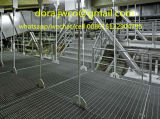 電流を通された32X5 Steel Grating From Professional Grating Manufacturer