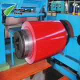 Beschichtete die Hauptfarbe galvanisierte Stahlring