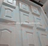 Máquina de madera de la máquina de la máquina de la prensa del vacío de la membrana de la puerta que lamina/de la cabina