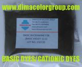 Base de la rhodamine F3b 100 % (de base : 1) VIOLET 11 colorants d'encre