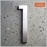Número do aço inoxidável usado para o hotel