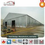30X100m semipermanentes industrielles Lager-Speicher-Aluminiumzelt