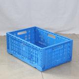 mand van de Omzet van de Mand van 600X400X230mm de Plastic Opvouwbare Plantaardige voor Levering voor doorverkoop