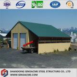 Shandong-Fabrik-Fertighaus Isolierstahlkonstruktion-Lager