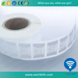 安の高品質の価格のブランクの印刷できる長距離外国人H3のRewritable受動態UHF RFIDのステッカー