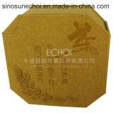 Kleiner faltbarer kosmetischer Papierkasten-Papier-Geschenk-Kasten