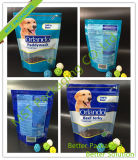 Pouchの上のプラスチックPackaging Dog Food Bag Stand
