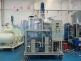 Olio impiegato metodo chimico che ricicla macchina