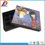 [هيغقوليتي] فاخر رف ورقة شوكولاطة يعبر صندوق مع فرجارالتقسيم