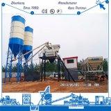 Preço concreto de tratamento por lotes concreto da planta de mistura da planta da construção amplamente utilizada da grande capacidade Hzs50