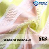 Оптовой ткань Organza хорошего качества 100%Polyester покрашенная пряжей скачками Striped
