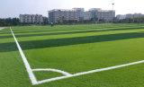 erba artificiale di Football&Soccer di vendita calda di 40-60mm, erba falsa, tappeto erboso sintetico, prato inglese artificiale