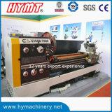 수평한 선반 기계를 도는 CS6266Bx2000 중국 금속