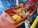 Het Testen van de Scheepslading van de reddingsboot en van de Redding De Water Gevulde Zakken van het Gewicht