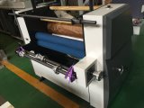 Máquina laminadora de película sin cola caliente con rodillo grande