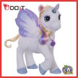 주문 연약한 아이를 위한 아이들 Unicorn 견면 벨벳에 의하여 채워지는 장난감