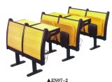 Hot Sale School Desk and Chair for Classroom Furniture